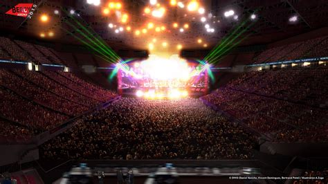 Calendrier Arena Bercy Bercy Arena 2015 Info Stades