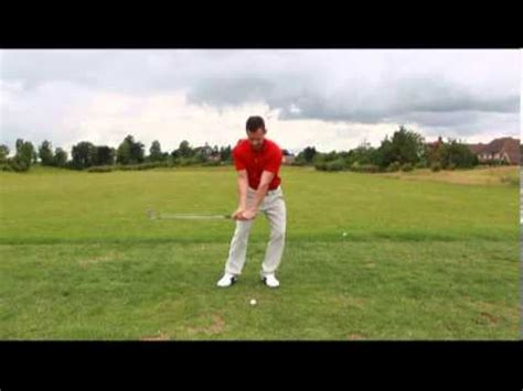 mike bennett golf swing stack and tilt mike bennett hits 17 shots in a row doovi