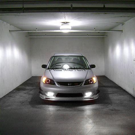 2005 honda civic light 04 05 honda civic oem style fog lights kit clear