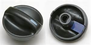 new 1994 95 96 97 honda accord heater knob fan