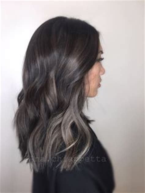 putting silver on brown hair 1000 ideas about orange highlights on pinterest