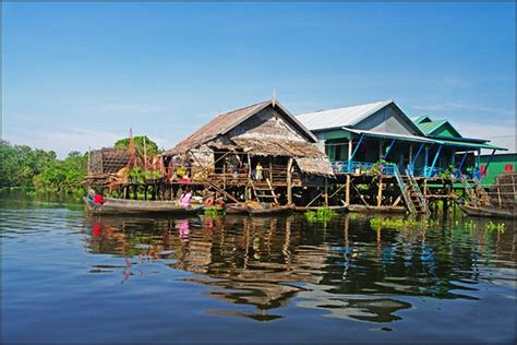 siem reap floating village boat price siem reap tonle sap boat trip angkor silk farm asia