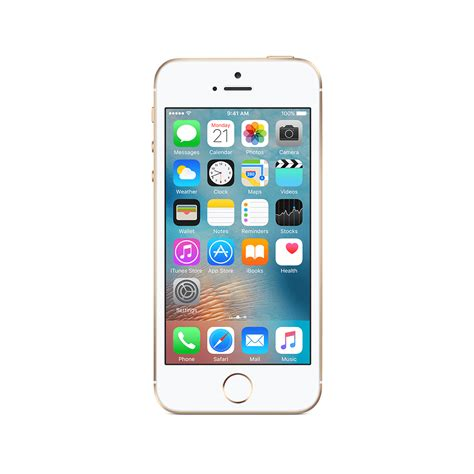 d iphone iphone se 32gb gold ivizi