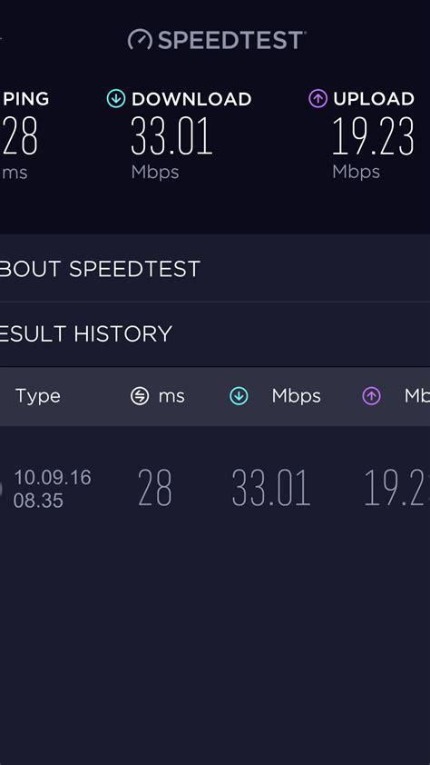 speed test ufficiale disponibile l app ufficiale speedtest per windows 10 e