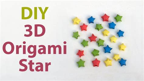 3d Origami Step By Step Illustrations - easy 3d origami for beginners diy how to make paper