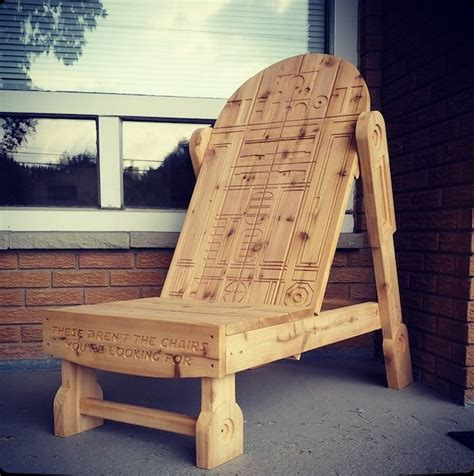 Skull Adirondack Chair Plans by Wooden Skull Lawn Chair