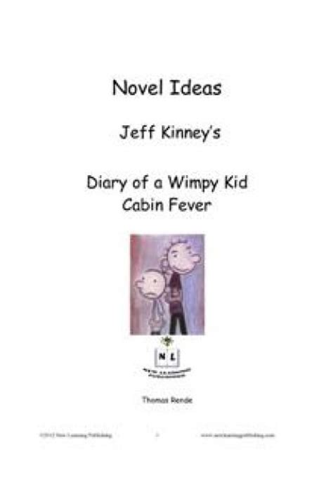 jeff kinney s diary of a wimpy kid cabin fever