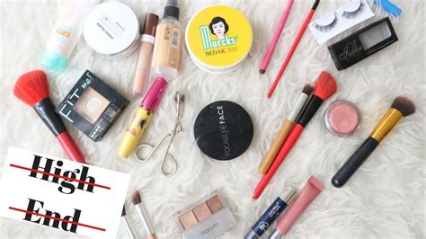 Eyeshadow Kit Lokal rekomendasi produk pemula makeup anti mahal tutorial beginner makeup kit
