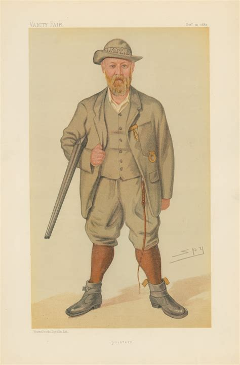 Theme Of Vanity Fair by The And Other Caricatures From Vanity Fair With A