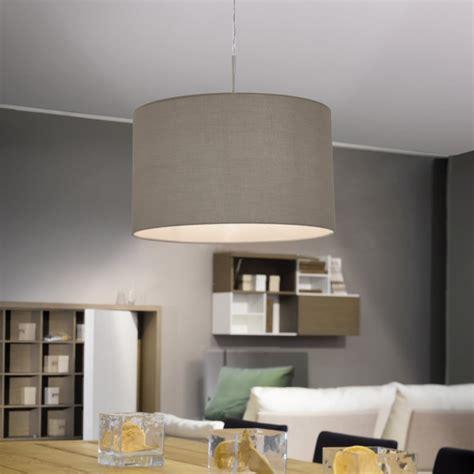 eglo pasteri wall light eglo 31572 pasteri small taupe and white fabric pendant light