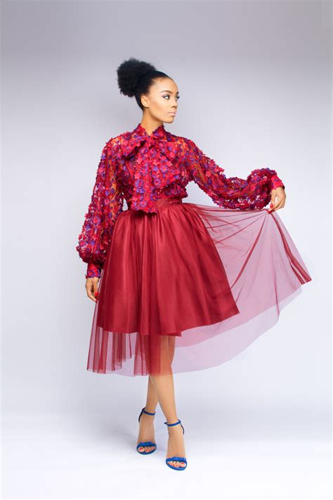 Amelia Blouse By Briseis Collection womenswear brand and chique presents its blouse collection titled amelia afrinow