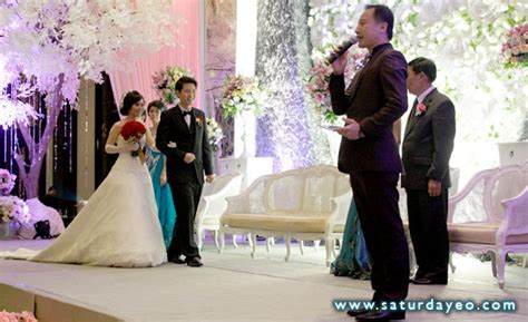 willy entertainment entertainment bandung wedding of ivan juliana at trans luxury