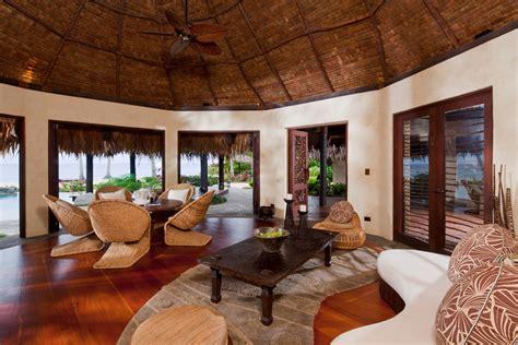 The Living Room Restaurant Island A Tropical Island In Fiji Laucala Island Swain