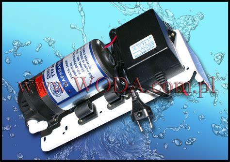 Pompa Ro pompa ro kompletna pompa elektryczna do osmozy www woda