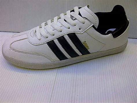 Adidas Samba Cassual Hitam Putih adidas samba warna hitam