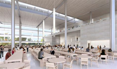 new apple headquarters drone footage reveals the foundations of apples new donut hq daily mail