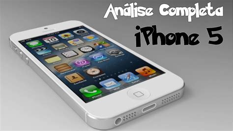 iphone 5 an 225 lise completa review