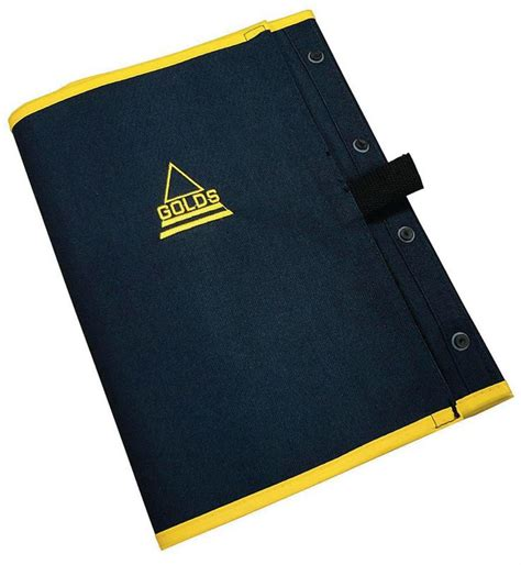 Golds Mat by Ian Golds Fish Mat Bag Blue With Large 3 Fold Rig Wallet