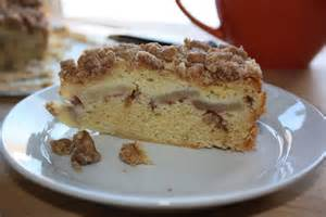 sahne schmand kuchen danger kitten bakes s apple sour crumb cake