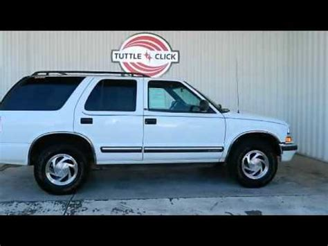 Tuttle Ford by 2000 Chevrolet Blazer Tuttle Click Ford Lincoln Irvine