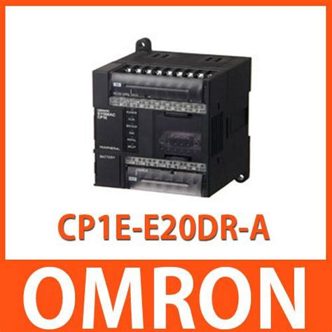 Plc Omron Cp1e Na20dr A 2017 the original authentic omron plc cp1e e20dr a programmable controller from howmuch 212