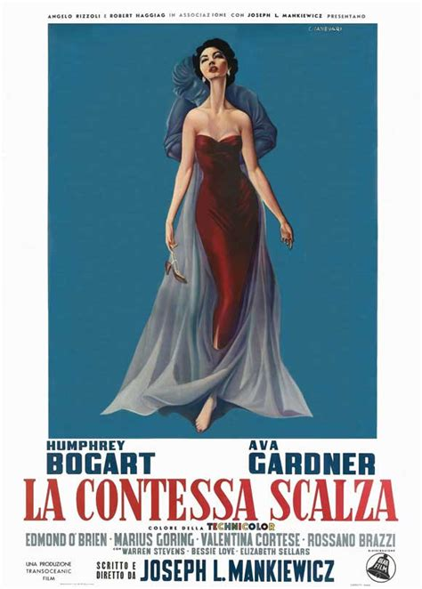 Who Is The Barefoot Contessa | the barefoot contessa movie posters from movie poster shop