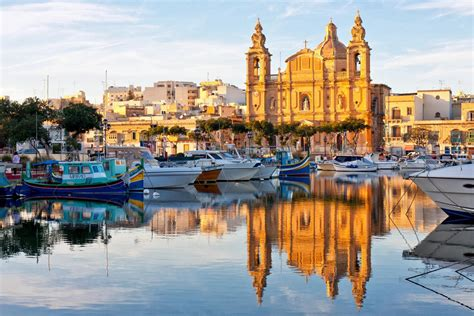 Sink Styles by Valletta Malta Beautiful City With Baroque Architecture