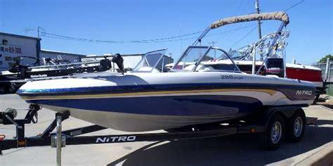 nitro fish and ski boats for sale on kijiji used ski and fish nitro boats for sale boats