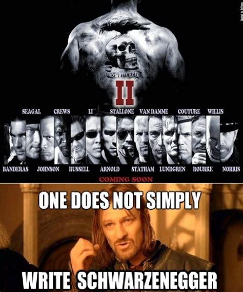 Schwarzenegger Meme - schwarzenegger funny memes