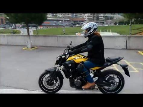 sinifi motosiklet direksiyon sinavi youtube