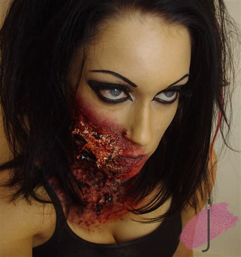 zombie tutorial liquid latex zombie jessie makeup artistry