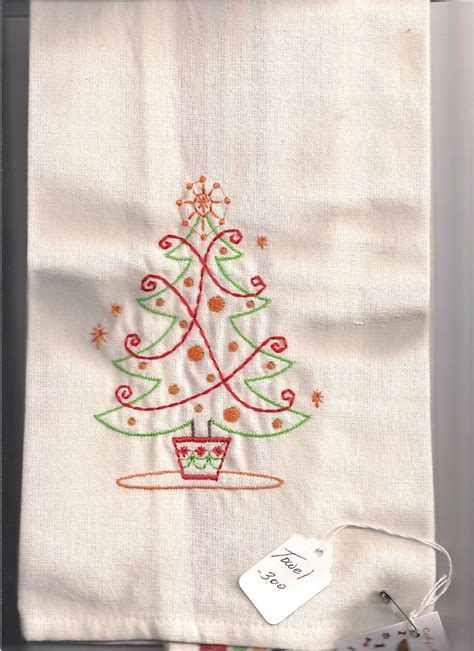 embroidery designs for kitchen towels 17 best images about tea towel embroidery on pinterest
