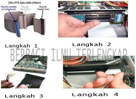 Konverter Hardisk cara merakit pc lengkap dengan keterangan gambarnya panduan tips trik tentang komputer