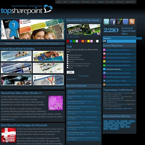 free sharepoint designer templates free sharepoint themes and templates pearltrees