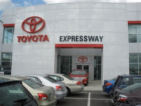 Toyota Expressway Expressway Toyota Dorchester Ma 02122 Car Dealership