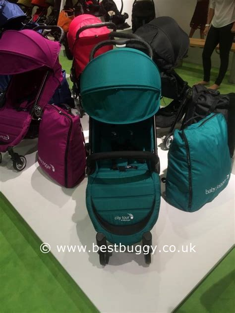 Baby Jogger City Tour Onyx Black baby jogger city tour at jugend 2016 best buggy