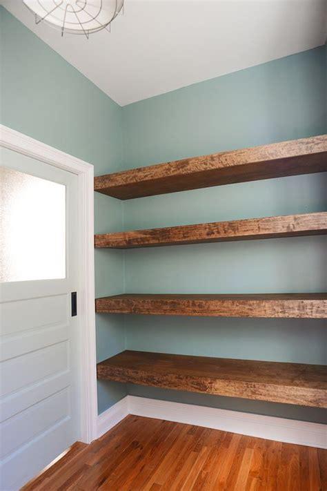 schwimmende badezimmerregale diy floating wood shelves fensterb 228 nke m 228 use und ich will
