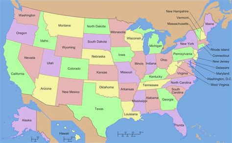 all fifty states how all 50 states got their names world truth tv