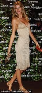 Gisele Weighs In On Debate by Liz Jones Stick Thin Means Will Never The