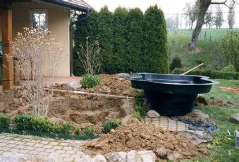 un bassin pour le jardin unjardin
