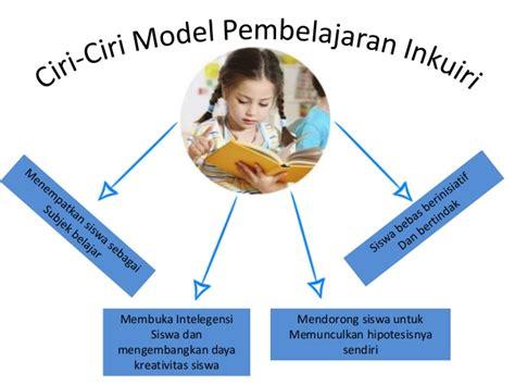 Pembelajaran Berbasis Inkuiri model pembelajaran inkuiri