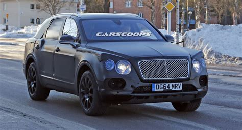 bentley new suv bentley s new bentayga suv hides its looks panels