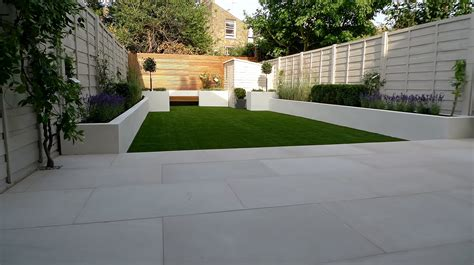 Garden Paving Ideas Uk Modern Balham Garden Design Garden Design