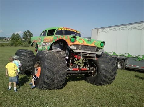 Monster Trucks Augusta Expo Fishersville Va July 26