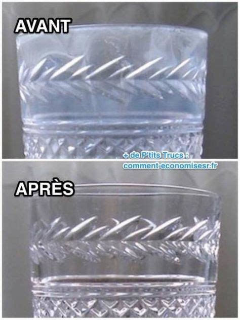 Enlever Calcaire Lave Vaisselle by Le Truc Magique Pour Faire Dispara 238 Tre Le Voile Blanc Sur
