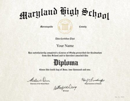 High School Diploma Canada Requirements Riverview High School Ppt Downloadfake Diploma Sles Maryland High School Diploma Template