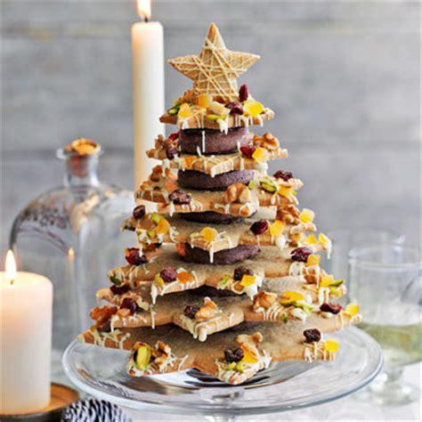 heston christmas cookie tree