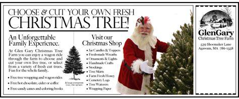 glen gary christmas tree farm agawam ma