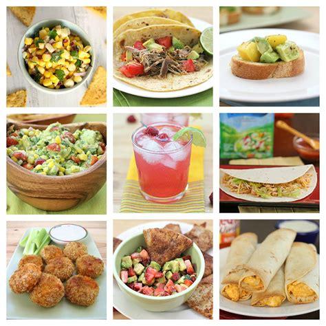 low fat super bowl recipe ideas
