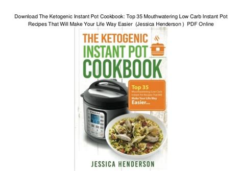 ketogenic instant pot cookbook easy and delicious ketogenic recipes for your pressure cooker books the ketogenic instant pot cookbook top 35